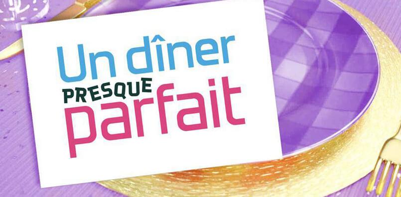 Retrouvez Claire dans « Un Diner Presque Parfait », la finale des régions !!
