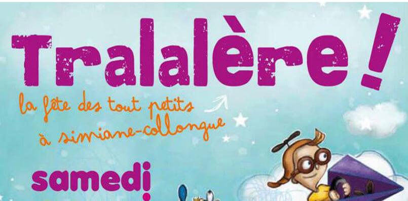Le Festival TRALALERE, pour les enfants à Simiane