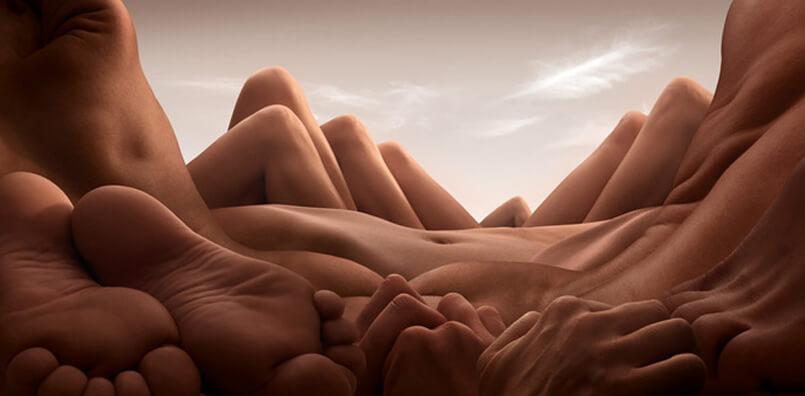 La peau et le toucher : à lire !
