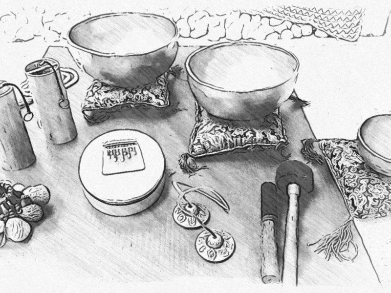 NOUVEAUTE : MASSAGE DE MEDITATION SONORE